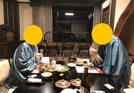 紗々羅の部屋食