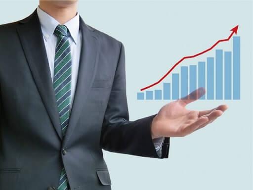 ビジネスグラフ