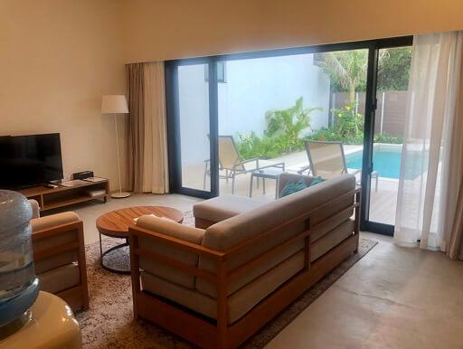 ザ・ヴィラ前浜ビーチの部屋構成