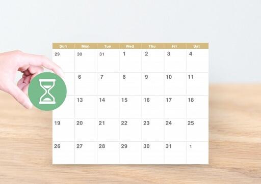 カレンダーとタイムマネジメント