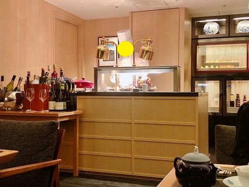 ザ・キャピトルホテル東急のクラブフロア専用ラウンジ