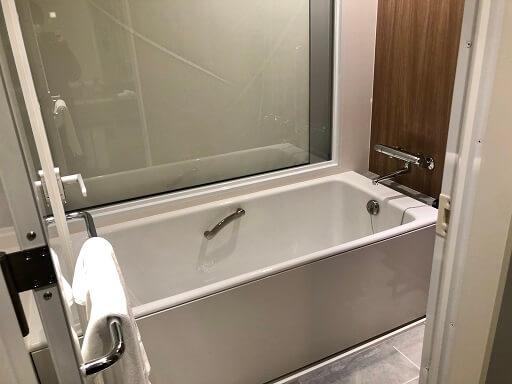 神戸ポートピアホテルの風呂