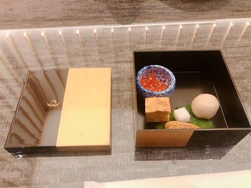 ザ・キャピトルホテル東急のラウンジの和食