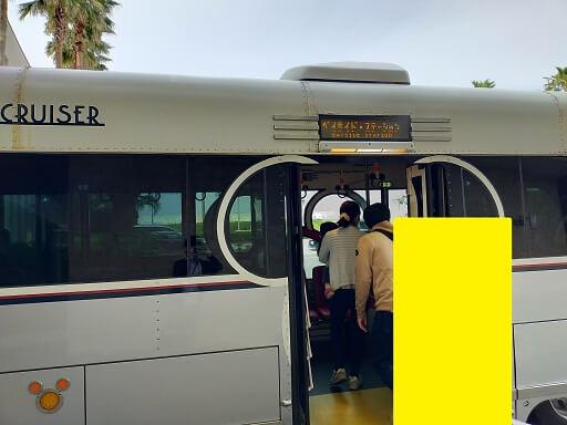 東京ベイ舞浜ホテルのシャトルバス