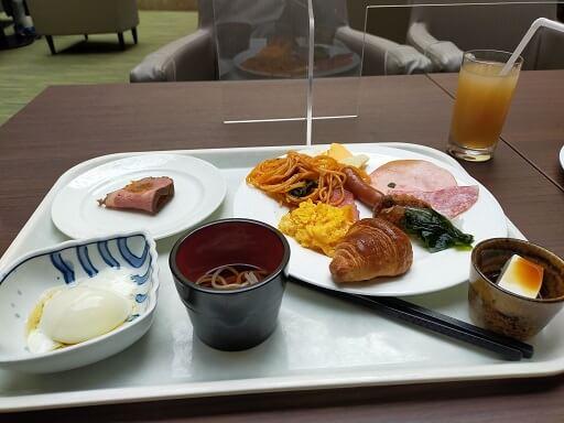 東京ベイ舞浜ホテルの朝食