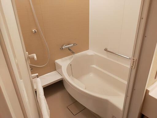 東京ベイ舞浜ホテルの風呂