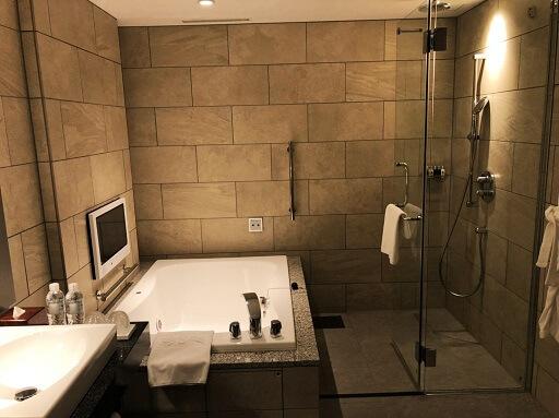 芦屋ベイコートの風呂