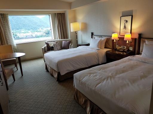 都ホテル岐阜長良川の部屋構成